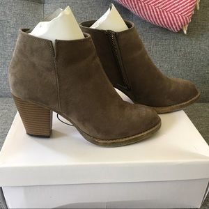 Steve Madden booties ankle boots